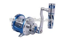 Aluminium alloy fishing reel