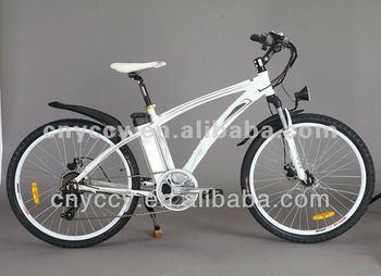 cheap dirt bike for sale 350W CE EN15194 model mountain electric bicycle