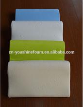 Low price molded memory foam pillow