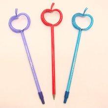 promotional apples shaped pen plastic pen manufacturer