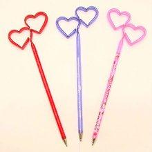 promotional heart shaped pen