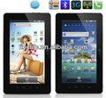 heißer verkauf 7 zoll tablet pc mit telefon