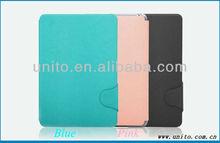 "Fashionable Flexible Series Bookstand Protective PU Leather Case For Ipad Mini 7.9"""