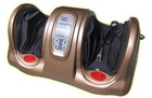 Electric multifunction heating infrared foot rolling massager