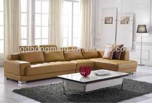 Top Grade Leather L shape living room Sofa J823