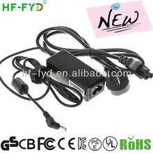 FY1205000 110-240V 60w 12v 5a ac dc power adapter