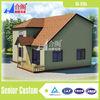 Cheap and custom-made prefab light steel cabin