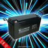 12v 150ah deep cycle batterys,valve regulated lead acid battery