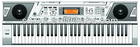 61 Keys Electronic Keyboard Music Instrument MQ-6188