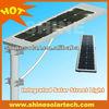 20W garden solar lamp for outdoor with motion sensor,smart garden light,all in one solar street light
