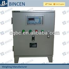 PLC Concrete Batching System