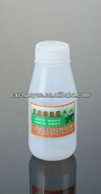 plastic PP milk bottle storage milk container with safety cap Suitable for children