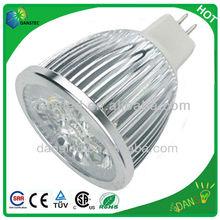 CE RoHS mr16 12v 5w led gu5.3 lamp