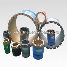 A quality!!! AQ BQ diamond core drill bit for marble rock drilling