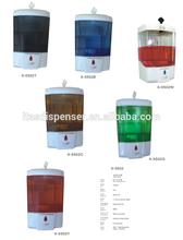 Infrared ray sensor soap dispenser wash hand cleaner