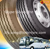Double Happiness 10.00R20 Tire for Truck and Bus