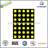 High quality single color 2.54mm 5X7 Dot Matrix LED display led car message moving scrolling sign display