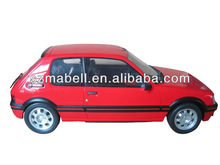 Peugeot resin car model collection