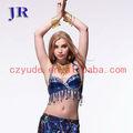 Indian costumes belly dance chaude filles sexy bra ensembles photos mei shu lan. na yd037# bra