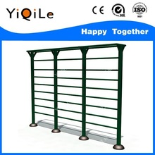 parallel bars healthy trainer