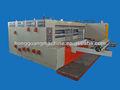 La automatización de alta velocidad de impresión de asignación de fechas de morir - cortador de la máquina
