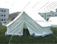 water proof canvas wall tent
