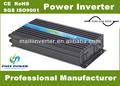 Inversor 1500w onda senoidal pura para dc12v ac120v, fábrica de vender