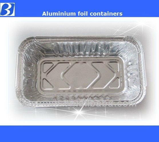 NO 6A rectangle aluminum foil pan