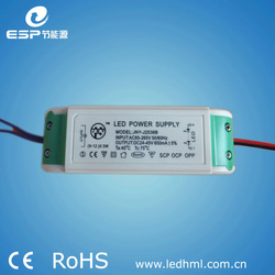 2014 Hot Sale LED Downlight 5W LED Driver