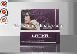 LANKA Hair Coloring Book
