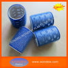 Velcro hair rollers with aluminium layer/plastic hair rollers/hair roller wholesale