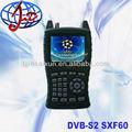 Dvb-s2 satélite metros