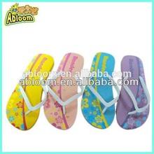2014colorful EVA flip flop wholesale