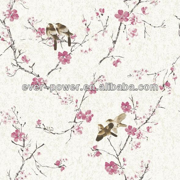Hermoso decorados fondos decoraci n de paredes papeles - Papeles pintados paisajes ...
