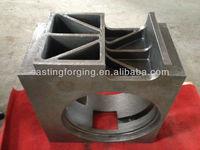 Casting engine box