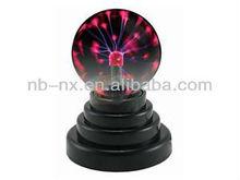 New USB Powered Electric Plasma Ball Desk Science Kids Office