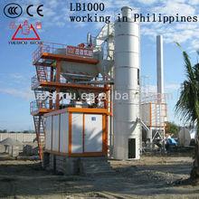 Asphalt Mixing Plant LB1000 with capacity 80TPH