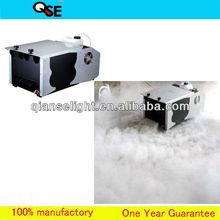 1500w earth /ground smoker stage low fog machine