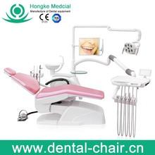 confident dental chair price list/used dentist chair/ultrasonic dental scaler