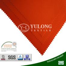 EN11611 EN11612 SGS tested 100% Cotton twill anti flammable fabric
