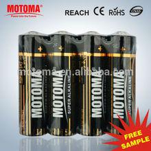 1.5V LR6 Alkaline AA battery Dry battery