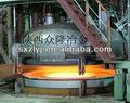 Vod 40t( de oxígeno vacío decarburization) del horno