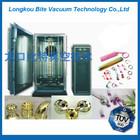 UV plastic metalizing vacuum coating machine for mirror and auto LED lighting auto