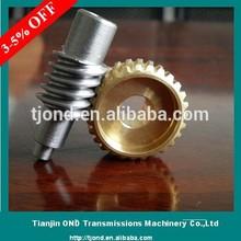 Hot Sale C45,42CrMo Steel Worm Gear
