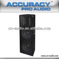 """Profissional 2x15"""" fase caixa acústica de madeira apa215"""