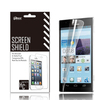 Anti glare+dirt colorful lcd protector for Huawei Ascend P2