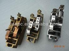 copper brush holder for DC motor machine