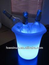 ice bucket blinking beer bucket wine barrel 0