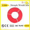 UL 3132 silicone rubber insulated wire