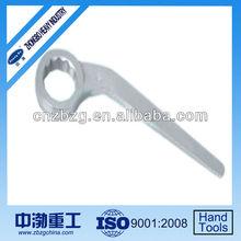 Non Magetic Handle Tools!Latest Titanium Alloy Single Bent Box Wrench!!!